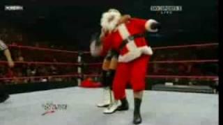 getlinkyoutube.com-WWE  Dolph Ziggler vs Santa Claas