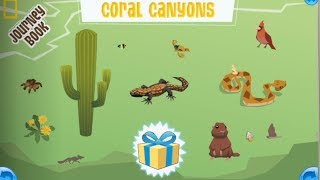 getlinkyoutube.com-Coral Canyons – Animal Jam Journey Book Cheat Guide