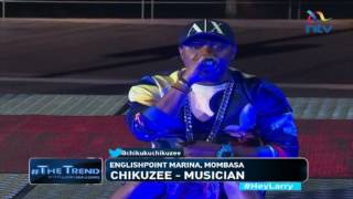 getlinkyoutube.com-#thTrend: Chikuzee performs live