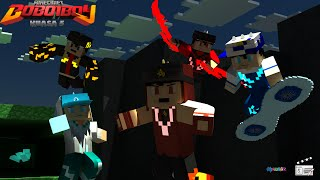BoBoiBoy Kuasa 5 (Short Minecraft Re-make animation)