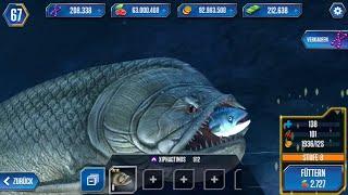 getlinkyoutube.com-Jurassic World: Das Spiel #65 Die erste neue Meereskreatur! [60FPS/HD]   Marcel