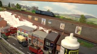 getlinkyoutube.com-Dave`s Model Railway..changes and New Loco