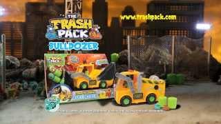 getlinkyoutube.com-The Trash Pack Bulldozer Official TV Commercial