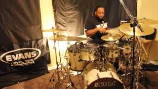 Neyo - She Knows Ft Juicy J (drum cover) HD