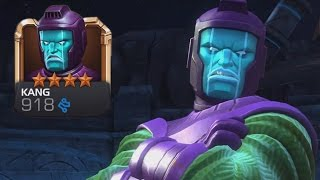 getlinkyoutube.com-KANG REVIEW | MARVEL: Contest of Champions (iOS/Android)