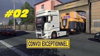 getlinkyoutube.com-Euro Truck Simulator 2 | Le Chauffeur de l'Extreme - Episode 2 (partie 1)