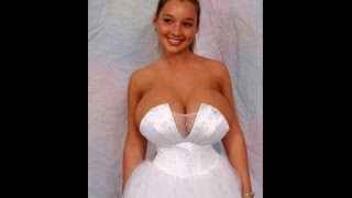 30 WTF Wedding Dresses That Will Make You Shake Your Head