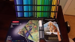 getlinkyoutube.com-Which Watercolor Pencil Brand is Right for You?