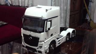getlinkyoutube.com-รถหัวลาก Tamiya บังคับ Fulloption By Pae Rcubon