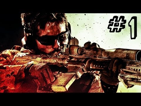 Medal of Honor Warfighter Gameplay Walkthrough Part 1