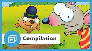 Toopy and Binoo's Animals Adventures Compilation : 7 Full Episodes