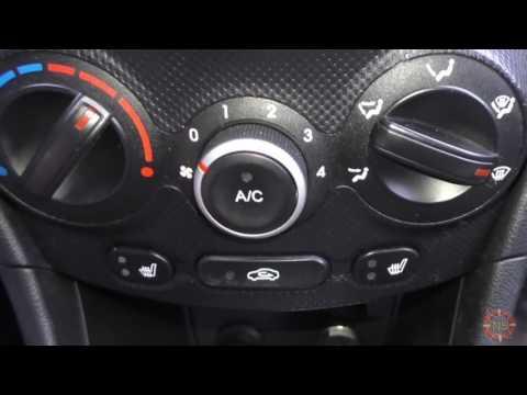Солярис кондиционер сам включается решаем за 10 сек Hyundai Solaris