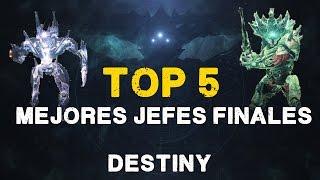 getlinkyoutube.com-Destiny TOP 5 MEJORES JEFES FINALES DEL JUEGO