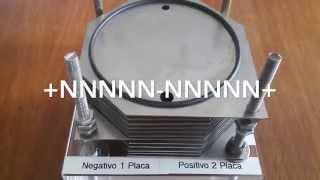 getlinkyoutube.com-Montagem de um Gerador de Hidrogênio