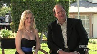 getlinkyoutube.com-'The Office' Cast Interview
