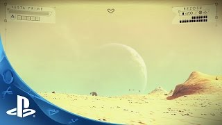 getlinkyoutube.com-No Man's Sky - Gameplay Trailer | PS4