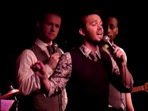 The Broadway Boys sing Heart of the Matter