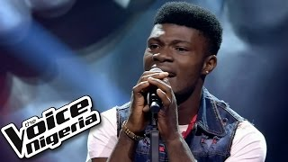 David Operah sings 'Stay'/ Blind Auditions / The Voice Nigeria 2016