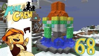 getlinkyoutube.com-ماين كرو - الحلقة 68 - نافورة لافا! (MineCrew Minecraft SMP)