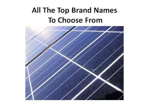 Solar Panel Manufacturers In India   Solar Panels Information   Solar Power Information   How Much