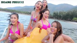 Nonstop Việt Mix Vợ Người Ta || Hoa Hậu Hoàn Vũ Việt Nam Phần thi áo tắm bikini HOT 2015.HD