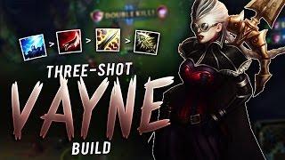getlinkyoutube.com-Gosu - THREE SHOT VAYNE BUILD