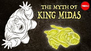 The myth of King Midas and his golden touch - Iseult Gillespie width=
