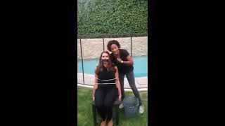 getlinkyoutube.com-Brooke Shields ice challenge/tied up