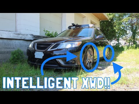 What is Saab Cross Wheel Drive (XWD)?