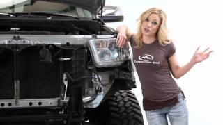 getlinkyoutube.com-Expedition One 2008+ Tundra Front Winch Bumper, and Rear Bumper Install