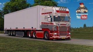 getlinkyoutube.com-[ETS2 v1.26] Scania R560 Gronbeck + Cabin DLC ready & V8 Sound