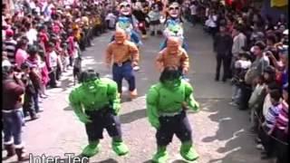 getlinkyoutube.com-El Caballito de Palo Miguel Ángel tzul Baile Juventud Luciana 2013