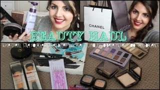 Rachael Jade – BIG BEAUTY HAUL ♥ Michael Todd, Urban Decay, Chanel, Stila and more! ♥