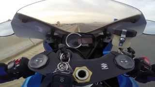 getlinkyoutube.com-gsxr 600 L4 top speed
