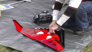 getlinkyoutube.com-TopModel Bullit RC plane