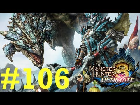 Monster Hunter 3 Ultimate - Online Quests -- Part 106: Gigginox Buffet