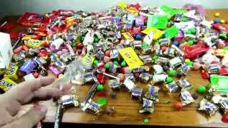 getlinkyoutube.com-New! a lot of candy