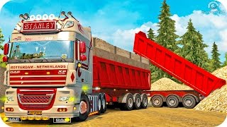 getlinkyoutube.com-DAF XF Stanley ETS2 (Euro Truck Simulator 2)