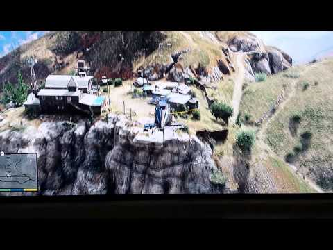 Gta 5 easter egg l accampamento nudista