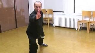 """Jeet Kuen; Eagle Claw's """"Quick Fist"""" Form"""