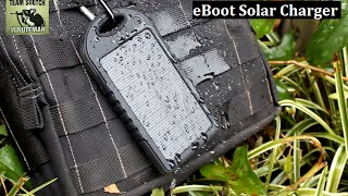 getlinkyoutube.com-Solar Charger Back Up for Smart Phones in SHTF