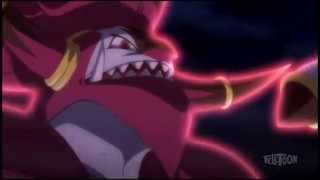 getlinkyoutube.com-Hoopa Unbound vs Kyogre and Groudon; Reshiram, Zekrom, and Regigigas-Hoopa and the Clash of Ages