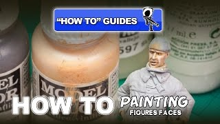 getlinkyoutube.com-PAINTING FIGURES' FACES - STEP BY STEP