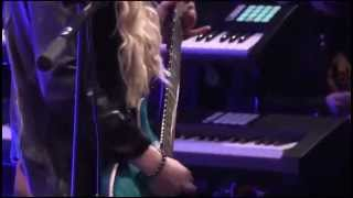 "getlinkyoutube.com-Orianthi - ""Filthy Blues"" using the Roland Cube-80X"
