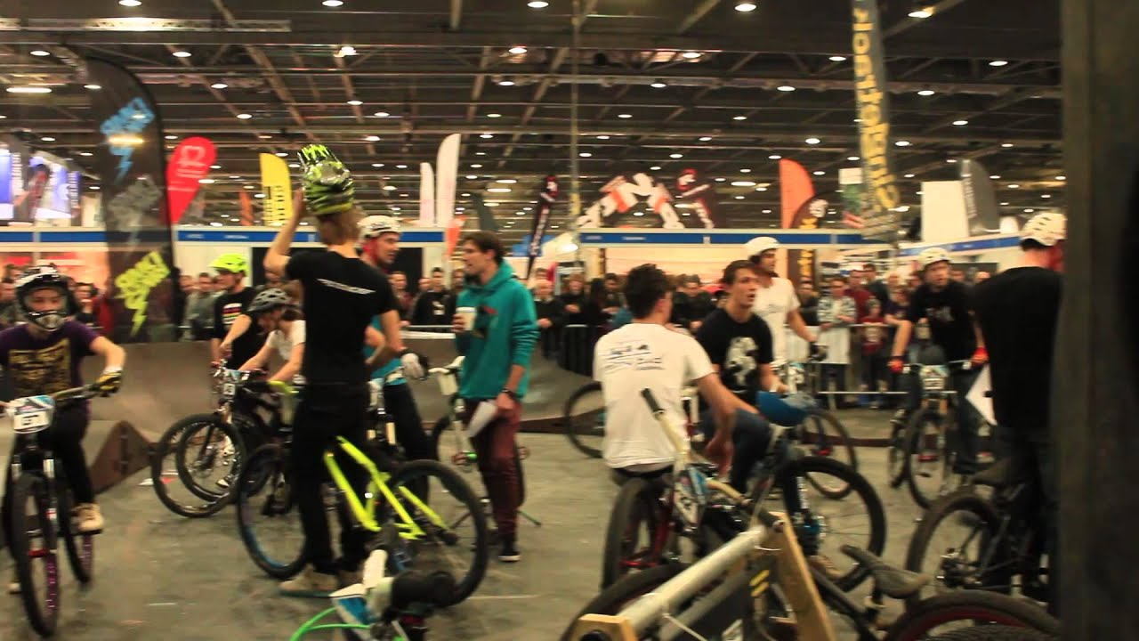1000 bilder från London Bike Show -Kent Clarström