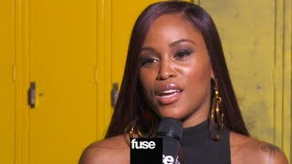 Eve Talks New Album, Lip Lock & Ruff Ryders