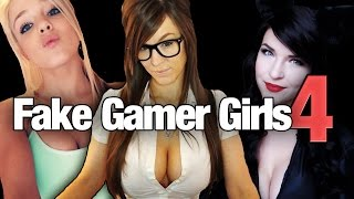getlinkyoutube.com-Fake Gamer Girls On Twitch And Youtube PART 4 (Kneecoleslaw, Alinity & More) CS:GO Comps
