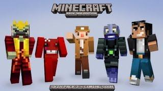 getlinkyoutube.com-Top 30 Minecraft Skins + [Download]