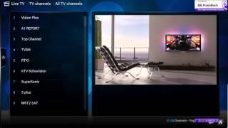 Si te shikom kanalet shqip live ne PC dhe Iptv Box me XBMC