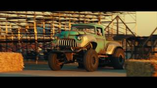 Monster Trucks - Runaway Rally | official stunt trailer (2017)